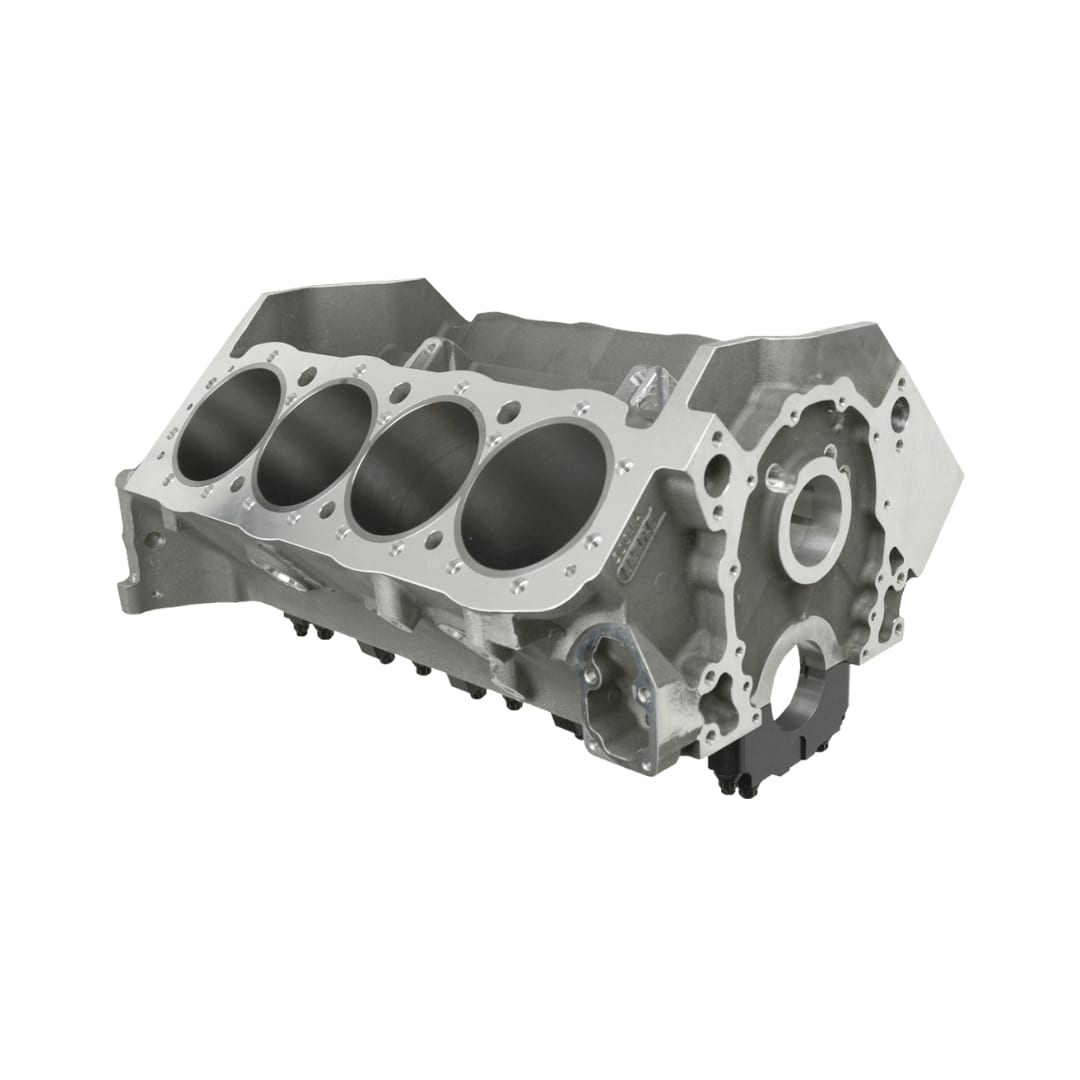 DART RACE SERIES SBC ALUMINUM BLOCK