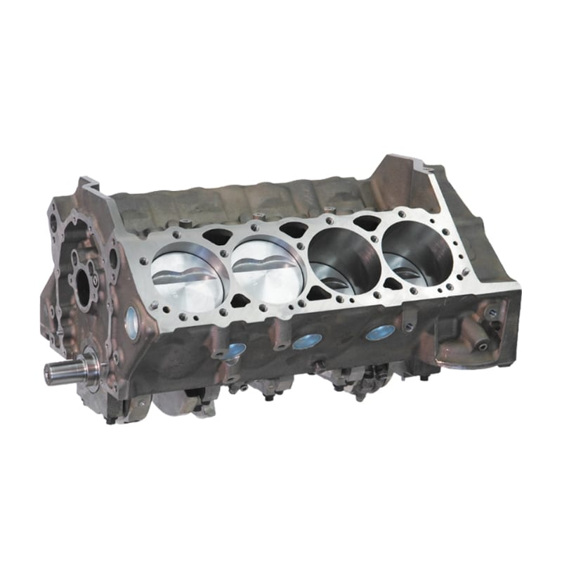 small block chevy short block